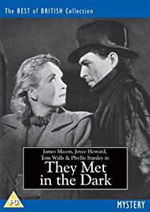 They Met In The Dark [DVD]