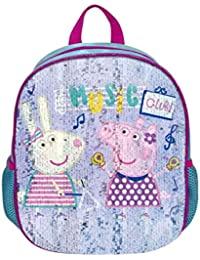 03d4b113b8 Amazon.it: Peppa Pig - Zainetti per bambini / Zaini: Valigeria