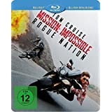 Mission: Impossible - Rogue Nation - Steelbook