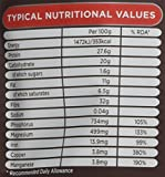 Rainforest Foods Cacao Powder 250 g (Pack of 6)