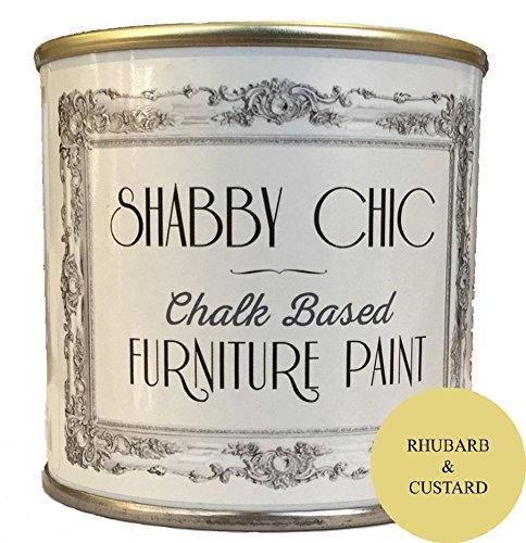 rabarbaro-e-crema-a-base-di-gesso-vernice-per-mobili-grande-per-creare-una-shabby-chic-stile-250-ml