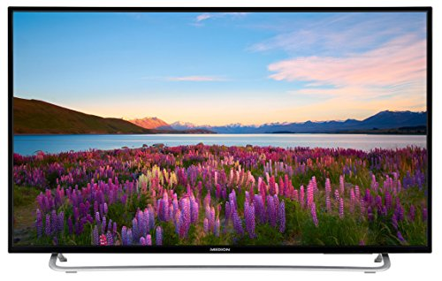 MEDION LIFE P15264 MD 31264 80 cm (31,5 Zoll Full HD) Fernseher (LED-Backlight TV, HD Triple Tuner, DVB-T2 HD, USB, HDMI, CI+, Mediaplayer, inkl. Wandhalterung) schwarz