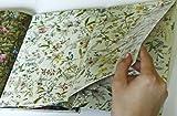 Image de Motifs floraux anglais du XVIIIe siècle : Papiers cadeau d'artistes (10 feuilles)