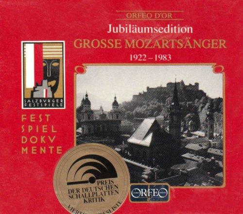 Große Mozartsänger