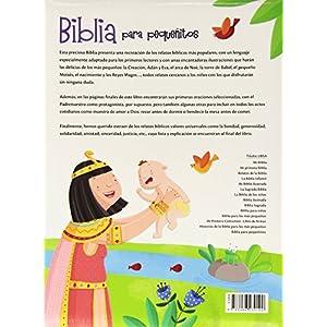 Biblia Para Pequeñitos (Biblias Infantiles)