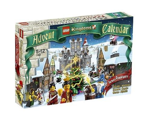Lego Calendrier - LEGO - 7952 - Jeu de construction