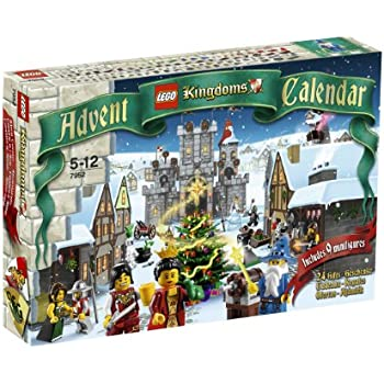 LEGO - 7952 - Jeu de construction - LEGO® Kingdoms - Le calendrier de l'Avent LEGO® Kingdoms