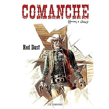 Comanche - Tome 1 - Red Dust