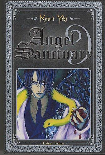 Angel sanctuary Deluxe Vol.9