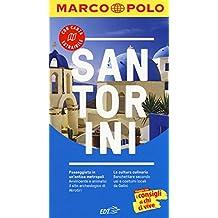 Santorini. Con atlante stradale