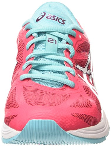 Asics Gel-DS Trainer 21 Damen Laufschuhe Pink (diva Pink/white/turquoise 2001)