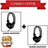 Getitbae Best Deal Combo Offer Quantum 2 Headset QHM888. Combo Offer(2 Headphone) For All Pc,Desktop And Laptop