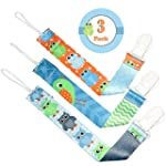 Dummy Clip Boys by Liname - 3 Pack -...