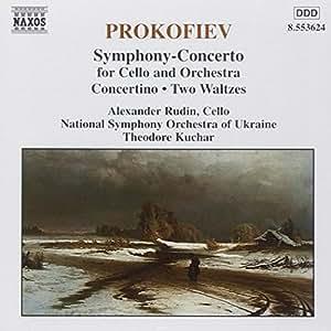 Prokofieff Werke für Violoncellound Orch