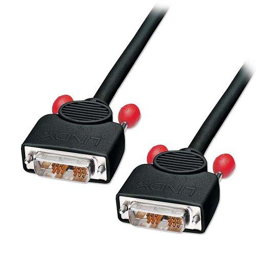 Lindy 41281 Cavo DVI-D Single Link, 2m