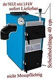 Elektromet ECO-Mini 3,9 kW Stahlblech - Festbrennstoffkessel