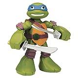 Tortugas Ninja Disney Figura Leo Boxeador, Unico (Giochi Preziosi...
