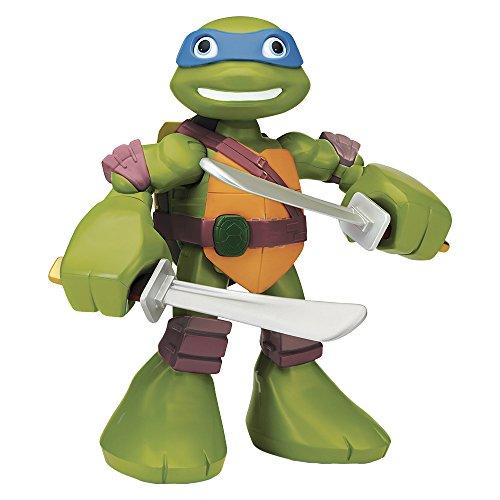 Ninja Turtles–Leo Boxer Figur, 30cm (GIOCHI PREZIOSI ()
