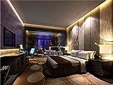 A.Monamour 2x1.5M Live-Video-Streaming-Hosts Studio Foto Hintergründe 3D Innenraum Innenraum Schlafzimmer Halle Thema Vinyl-Tuch