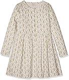 Noa Noa miniature Mädchen Kleid Mini Nora, Blau (Zephyr Blue 639), 128 (Herstellergröße: 8Y)