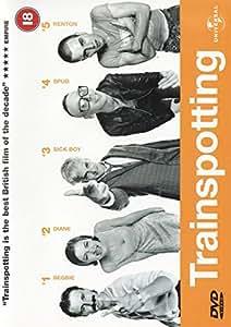Trainspotting [DVD] [1996]