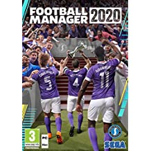Football Manager 2020 PC DVD