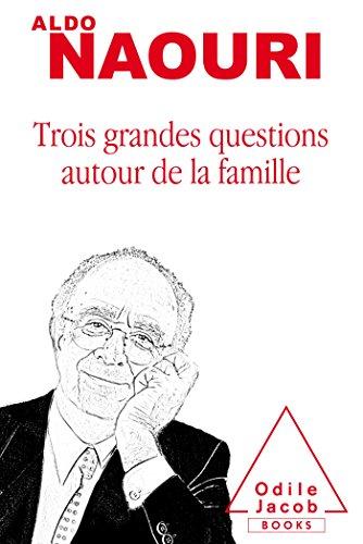 Trois Grandes questions autour de la famille par Aldo Naouri