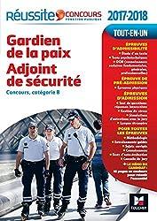 Réussite Concours Gardien de la paix adjoint de sécurité 2017 Premier-second concours catég B Nº20