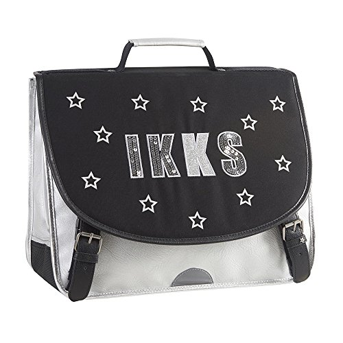 IKKS Lucy In The Sky Cartable, 38 cm, Black