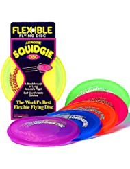 Aerobie - Frisbee flessibile, Ø 8 cm, in vari colori e stili