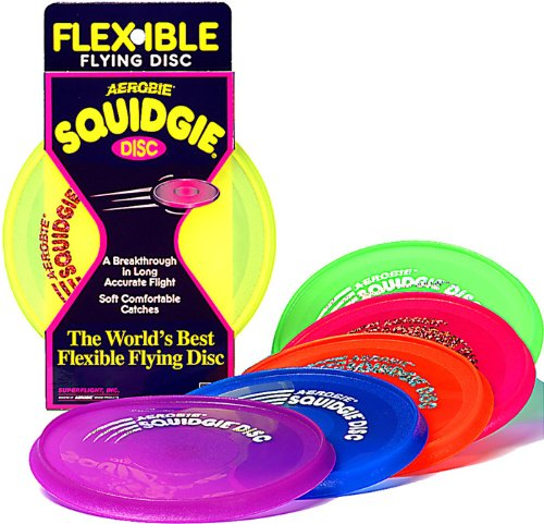 Aerobie Squidgie Disc - 1 Stck farblich sortiert