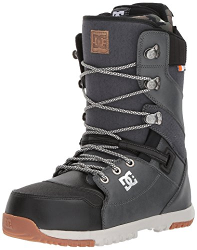 DC Shoes Men's Mutiny Lace Up Snowboard Boots Hi...