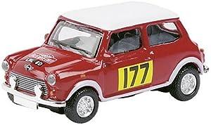 Schuco 452532200 Edition 1:87 - Austin Mini Monte Carlo