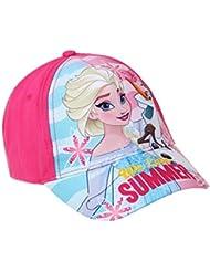 Disney El reino del hielo Chicas Gorra de béisbol 2016 Collection - fucsia