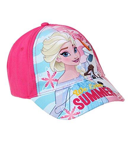 Disney Die Eiskönigin Cap - pink - 52