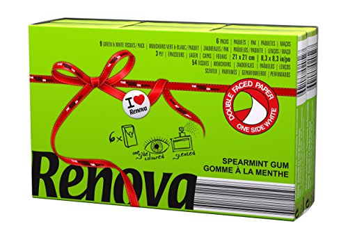 renova-panuelos-de-bolsillo-red-label-verde-aroma-chicle-de-menta-6-paquetitos-pack-de-20