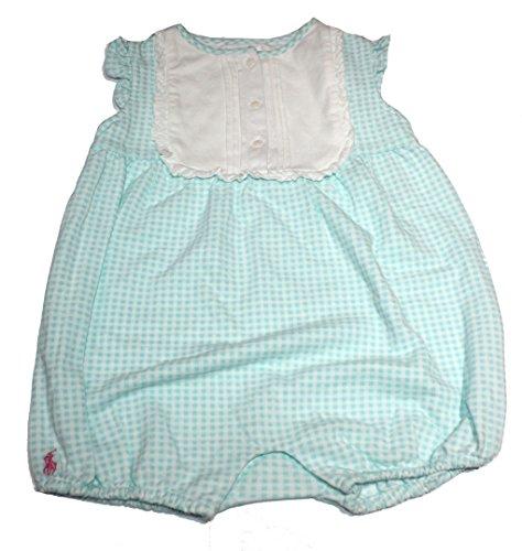 Polo_Ralph Lauren Baby Mädchen (0-24 Monate) Spieler Gr. 2 Jahre, blau