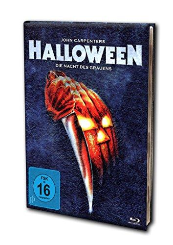 Halloween - Die Nacht des Grauens - Mediabook wattiert (Blu-Ray + DVD + CD)