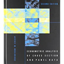 Econometric Analysis of Cross Section and Panel Data: Second Edition