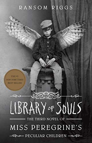 Library Of Souls Cover Image