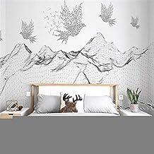 Xcao Pegatinas De Pared Arte Aplique PVC Impermeable Salón Dormitorio Decoración Mural DIY Decoración Del Hogar