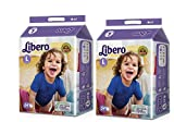 #6: Libero Open Large Size Diaper (54 Count) - Pack Of 2