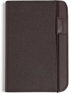 Amazon Kindle Keyboard Leather Case (3rd Generation - 2010 release), Chocolate Brown