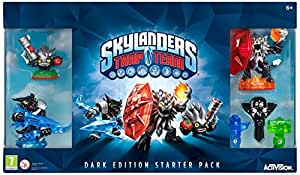 Skylanders: Trap Team Starter Pack - Collector's Edition (Dark)
