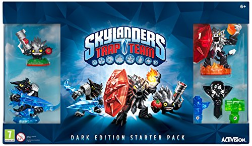 Skylanders: Trap Team Starter Pack - Collector's Edition (Dark)