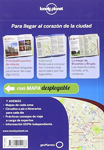 Descargar Bruselas Y Brujas De Cerca 3 (Lonely Planet