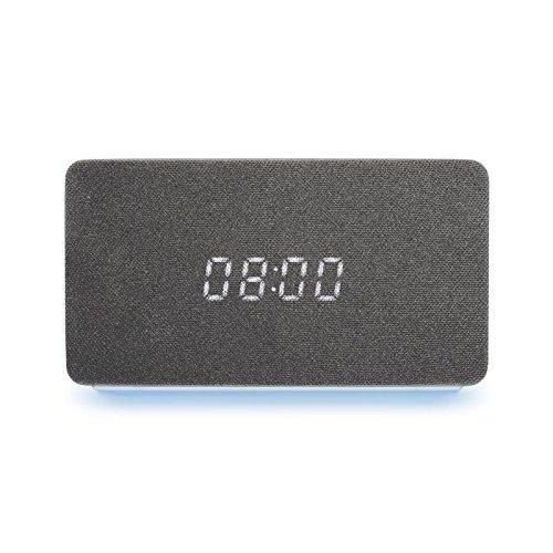 Thomson CL301P - Radio Despertador con proyector, USB y Radio FM