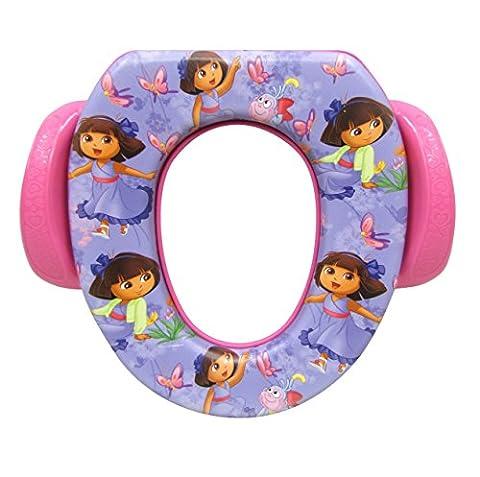 Ginsey Dora The Explorer Butterfly Buddies Soft Potty Seat