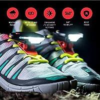 Night Runner 270 - Nachtfahrlicht für Schuhe