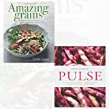 Amazing Grains and Pulse recipes 2 Books Bundle Collection (Amazing Grains: From classic to contemporary, wholesome recipes for every day,Pulse: Truly Modern Recipes for Beans, Chickpeas and Lentils, to Tempt Meat Eaters and Vegetarians Alike)